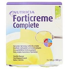FORTICREME Mischkarton 8x4x125 Gramm - Vorderseite