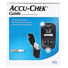 ACCU-CHEK Guide Set mmol/L 1 Stück - Vorderseite