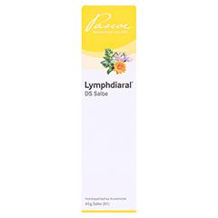 LYMPHDIARAL DS Salbe 40 Gramm N1 - Vorderseite