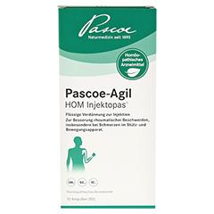 PASCOE-Agil HOM Injektopas Ampullen 10x2 Milliliter N1 - Vorderseite