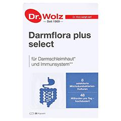 Darmflora plus Select Kapseln 20 Stück - Vorderseite