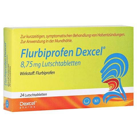 Flurbiprofen Dexcel 8,75mg 24 Stück N1
