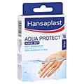 HANSAPLAST Aqua Protect Pflaster Hand Set 16 Stück