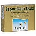 ESPUMISAN Gold Perlen gegen Blähungen 40 Stück