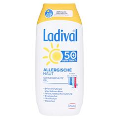 LADIVAL allergische Haut Gel LSF 50+ 200 Milliliter