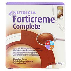 FORTICREME Mischkarton 8x4x125 Gramm - Linke Seite