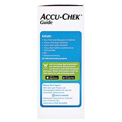 ACCU-CHEK Guide Set mmol/L 1 Stück - Linke Seite