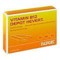 VITAMIN B12 Depot Hevert Ampullen 5 Stück N1