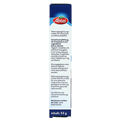 ABTEI Magnesium 400 (Stark für die Nacht) 30 Stück - Linke Seite