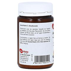 VITAMIN C+Bioflavonoide Dr.Wolz Pulver 90 Gramm - Linke Seite