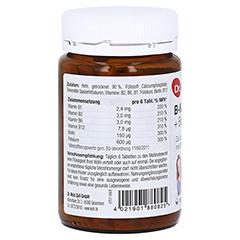 B KOMPLEX+Biotin+Folsäure Tabletten 300 Stück - Linke Seite