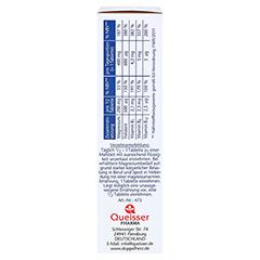 DOPPELHERZ Magnesium 400 mg Tabletten 30 Stück - Linke Seite