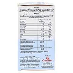 Doppelherz system Augen Plus Sehkraft + Schutz + Tränenfilm-Formel 60 Stück - Linke Seite