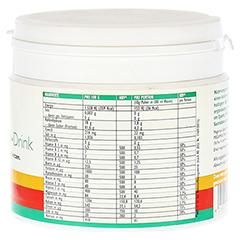 Megamax Vita Mineral Drink Kirsche Pulver 350 Gramm - Linke Seite
