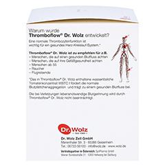 THROMBOFLOW Dr.Wolz Pellets 30x5 Gramm - Linke Seite