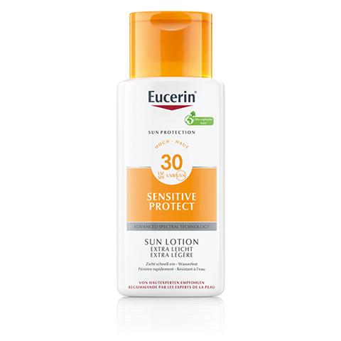 Eucerin Sun Lotion Extra Leicht LSF 30 150 Milliliter