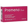 PREMENO Duo Vaginalovula 10 Stück