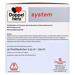 Doppelherz Immun+ Aronia system Ampullen 30 Stück + gratis Doppelherz Meerwasser Nasenspray 30 Stück - Rechte Seite