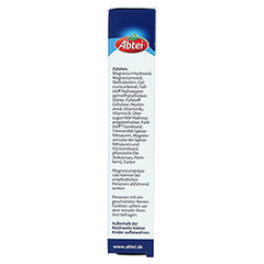 ABTEI Magnesium 400 (Stark für die Nacht) 30 Stück - Rechte Seite