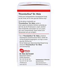 THROMBOFLOW Dr.Wolz Pellets 10x5 Gramm - Rechte Seite
