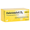 Dekristolvit D3 2.000 I.E. Tabletten 90 Stück