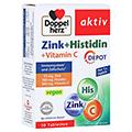 DOPPELHERZ Zink+Histidin Depot Tabletten 30 Stück