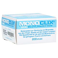 MONOCLIX Universal Blutlanzetten C285021 200 Stück