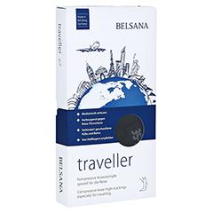 BELSANA traveller AD S schwarz Fuß 1 35-38 2 Stück