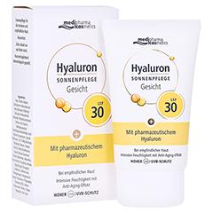 medipharma Hyaluron Sonnenpflege Gesicht LSF 30 50 Milliliter