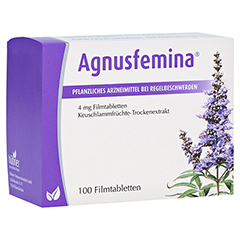 Agnusfemina 100 Stück N3