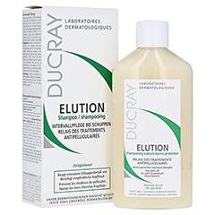 DUCRAY ELUTION aktiver Schutz Shampoo 200 Milliliter