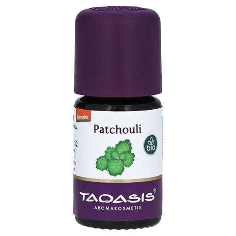 Taoasis Patchouli Öl demeter 5 Milliliter