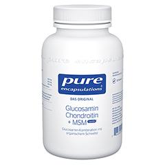 PURE ENCAPSULATIONS Glucosamin+Chondr.+MSM Kapseln 120 Stück