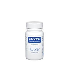 pure encapsulations Kupfer (Kupfercitrat) 60 Stück