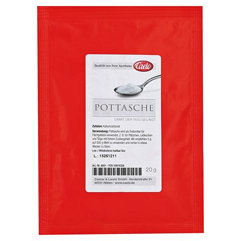 POTTASCHE Caelo HV-Packung Blechdose 20 Gramm