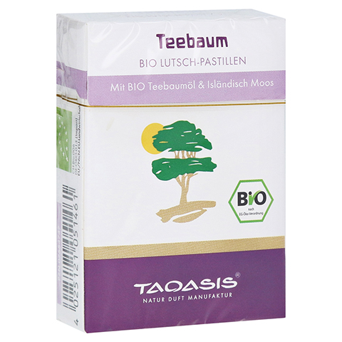 Taoasis Teebaum Pastillen 30 Gramm