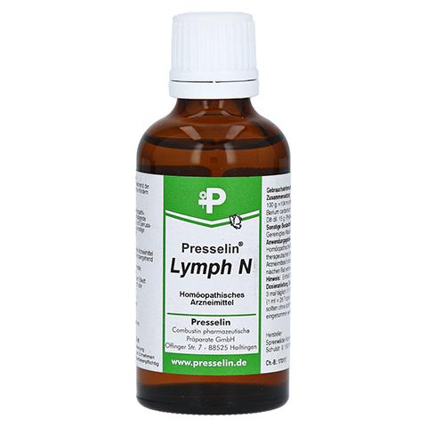 PRESSELIN Lymph N Tropfen 50 Milliliter N1
