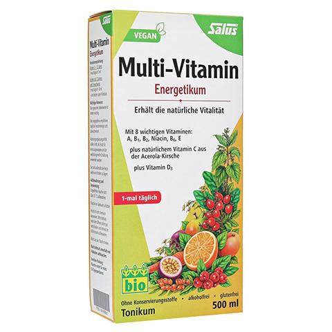 Multi-vitamin Energetikum Salus 500 Milliliter