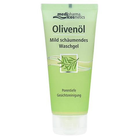 medipharma Olivenöl Mild schäumendes Waschgel 100 Milliliter