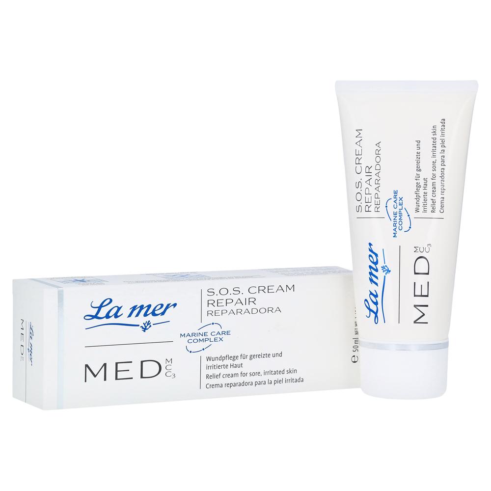 Erfahrungen zu LA MER MED S.O.S. Repair Creme ohne Parfüm 50 ...