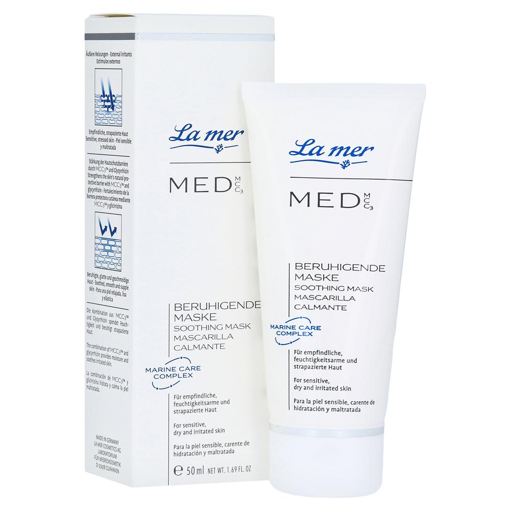 Erfahrungen Zu La Mer Med Beruhigende Maske Ohne Parfum 50