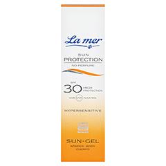 LA MER SUN Protection Sun-Gel SPF 30 ohne Parfüm 100 Milliliter - Vorderseite