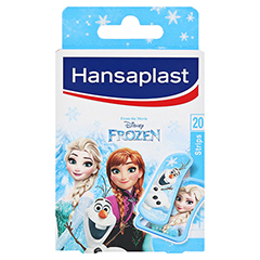 Hansaplast Kids Frozen Strips 20 Stück - Vorderseite