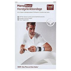 BORT ManuBasic Bandage links large haut 1 Stück - Vorderseite