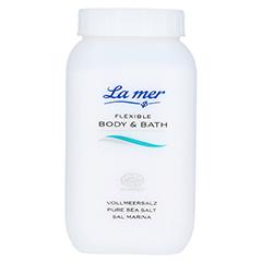 LA MER FLEXIBLE Body & Bath Vollmeersalz ohne Parfüm 1000 Gramm - Vorderseite