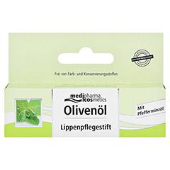OLIVENÖL Lippenpflegestift 4.8 Gramm - Vorderseite