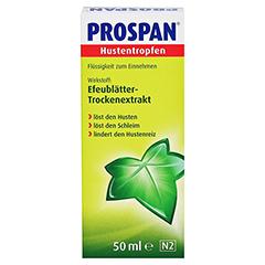 Prospan Hustentropfen 50 Milliliter N2 - Vorderseite