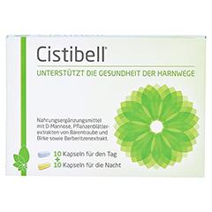Cistibell Kapseln 2x10 Stück - Vorderseite