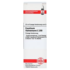 CAUSTICUM HAHNEMANNI C 200 Dilution 20 Milliliter N1 - Vorderseite