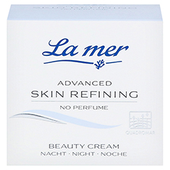 LA MER ADVANCED Skin Refining Beauty Cr.Nacht o.P. 50 Milliliter - Vorderseite
